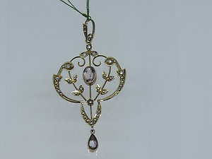 Antique Pendants. vp21