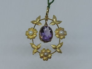 Antique Pendants. vp23